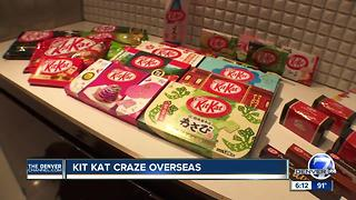 Unusual Kit Kat flavors draw toursits to Japan - Video