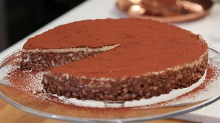 Paul A. Young's bourbon chocolate crispy cake recipe - Video