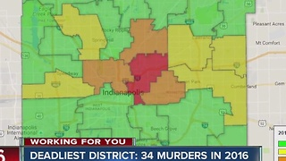 Who's to blame for 34 homicides in District 17? Councilor points to 'communities of disorder' - Video
