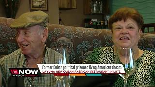 Former Cuban political prisoner living American dream - Video
