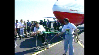 737-Pulling Competition - Video