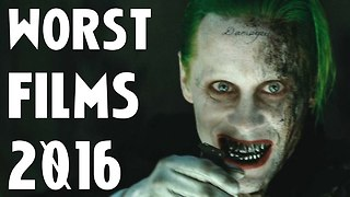 Worst Movies Of 2016 - Video