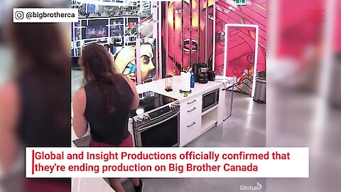 'Big Brother Canada' Has Officially Ended Production Due To COVID-19