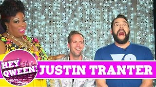 Semi Precious Weapons' Justin Tranter On Hey Qween with Jonny McGovern! PROMO! - Video