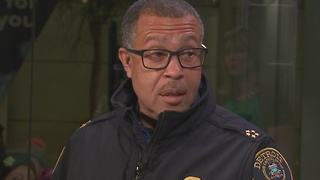Detroit Police Chief James Craig speaks on 7 Action News This Morning - Video