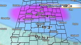 Winter Weather Advisories - Video