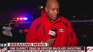 73-year-old shot, killed by BPD - Video