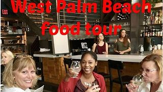 Foodie heaven in West Palm Beach - Video