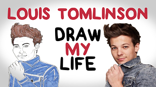 Louis Tomlinson | Draw My Life - Video