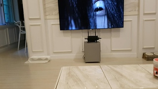 Do you like watching scary movies? - Video