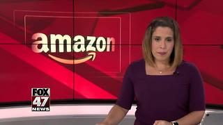 Amazon plans 1,600-job facility in Romulus, Michigan - Video