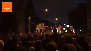Thousands Gather to Protest G20 Summit - Video