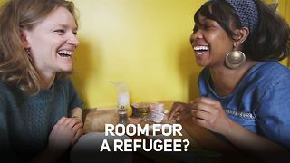 France proves your perfect roomie could be a refugee - Video