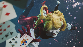Underwater Cosplay Photography Creates Surreal Worlds: MAKING MAD - Video