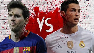Lionel Messi vs. Cristiano Ronaldo = Murder | #VFN - Video