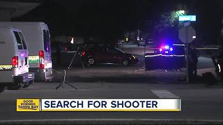 Police: 30-year-old woman killed in apparent drive-by shooting in Clearwater - Video