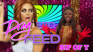 "ALYSSA EDWARDS AND DETOX GETTING THEIR OWN SHOWS: Samantha Starr ""Sip Of T"" 