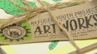 TMP Refugee Youth Project PKG Cadence Quaranta - Video