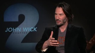 Keanu Reeves talks about returning to franchises - Video