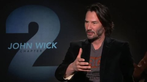 Keanu Reeves talks about returning to franchises