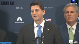 Paul Ryan Addresses Retirement Reports - Video