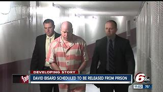 Former IMPD officer David Bisard released from prison