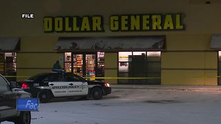 Three men arrested in string of armed robberies - Video