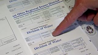 Some CLE water customers worried about switch to monthly billing in January - Video