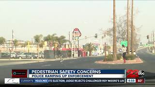 2017: A deadly year for Bakersfield pedestrians - Video