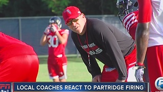 FAU fires Charlie Partridge after three seasons - Video