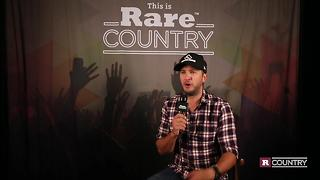 What is Luke Bryan's biggest hurdle? | Rare Country - Video