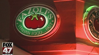 Lansing Fazoli's robbed at gunpoint - Video