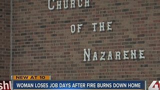 Community steps up to help Harrisonville fire victims - Video