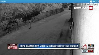KCPD release video connection with Indian Creek Trail crime - Video