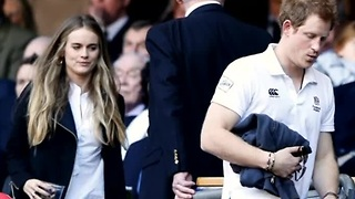 UK's Prince Harry And Girlfriend Cressida Bonas Separate, Reports Say - Video