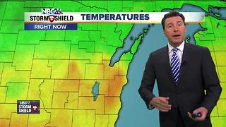 Michael Fish's NBC26 Forecast