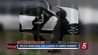 1 Arrested, Another Sought In Nashville Robbery - Video