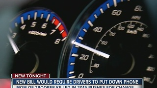 Bill would force Okla. drivers to put down phone - Video