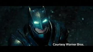 Record-setting debut for 'Batman v Superman' - Video
