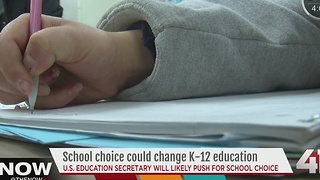 What school choice would mean for Kansas City - Video
