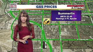 Cheapest gas prices in Las Vegas for week of July 3 2017 - Video