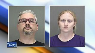 Wrightstown couple charged with starving, mentally abusing adopted son - Video