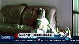 Tucson woman, family battles rare disease - Video