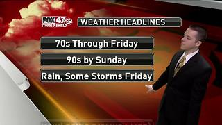 Dustin's Forecast 6-7 - Video