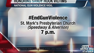 Tucson vigil to honor victims of Sandy Hook tonight - Video