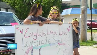 LEMONADE STAND FOR CANCER