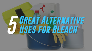 5 Great Alternative Uses for Bleach - Video