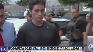 Local attorney weighs in on Harrouff case - Video