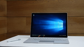 Microsoft Surface Book: Hands-on review - Video