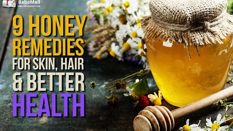 9 Incredible Ways to Use Honey For Your Health & Skin
